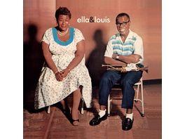 Ella And Louis Ltd 180g Farbiges Vinyl