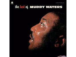 The Best Of Muddy Waters 4 Bonus Tracks