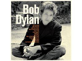 Bob Dylan Debut Album Ltd 180g Farbiges Vinyl
