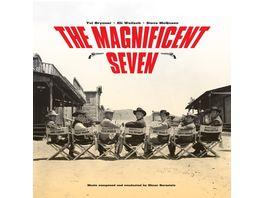 The Magnificent Seven Ost Ltd 180g Farbiges Vinyl