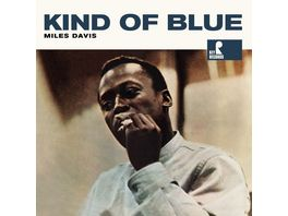 Kind Of Blue 1 Bonus Track 180g LP