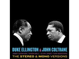 Ellington Coltrane The Original Stereo Mono
