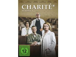 Charite Staffel 3 2 DVDs