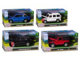 Mueller Toy Place Modellauto SUV 1 32 4 fach sortiert 1 Stueck