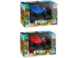 Mueller Toy Place OFF ROAD STUNT TRUCK 2 fach sortiert 1 Stueck