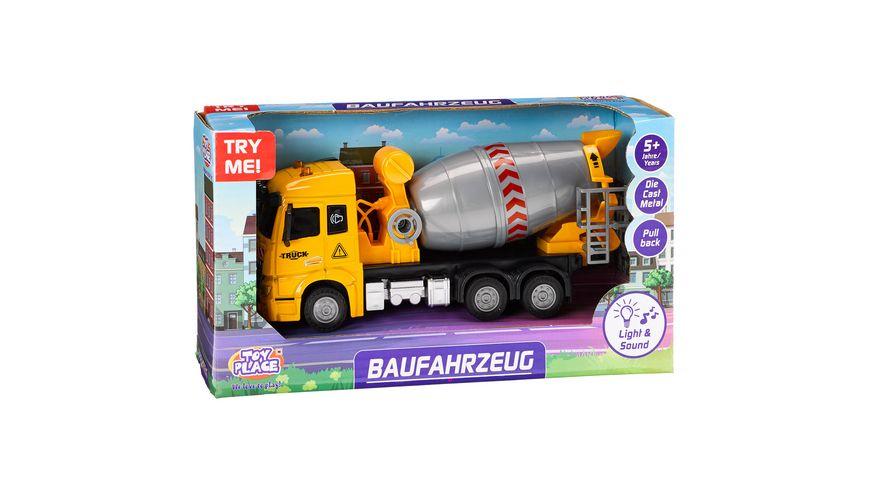 Müller - Toy Place - Baufahrzeug, 3-fach sortiert, 1 Stück