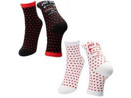 GRUSS CO Partner Socken Mit Dir kuschel ich am liebsten