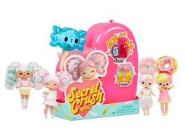 Secret Crush Minis Crush to Unbox Sweet Themed Mini Doll