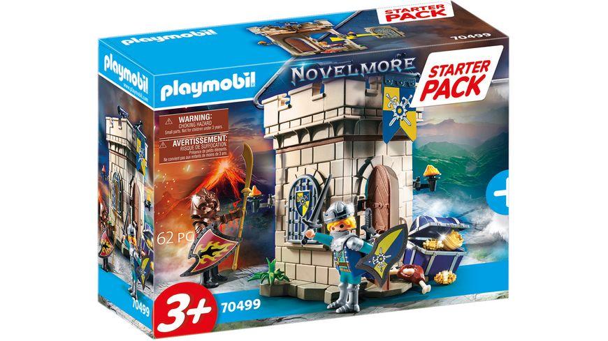 PLAYMOBIL 70499 - Novelmore - Starter Pack Novelmore