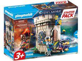 PLAYMOBIL 70499 Novelmore Starter Pack Novelmore