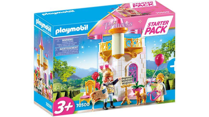 PLAYMOBIL 70500 - Princess - Starter Pack Prinzessin