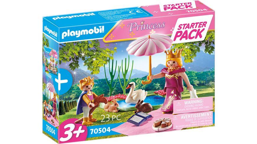 PLAYMOBIL 70504 - Princess - Starter Pack Prinzessin Ergänzungsset