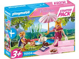 PLAYMOBIL 70504 Princess Starter Pack Prinzessin Ergaenzungsset