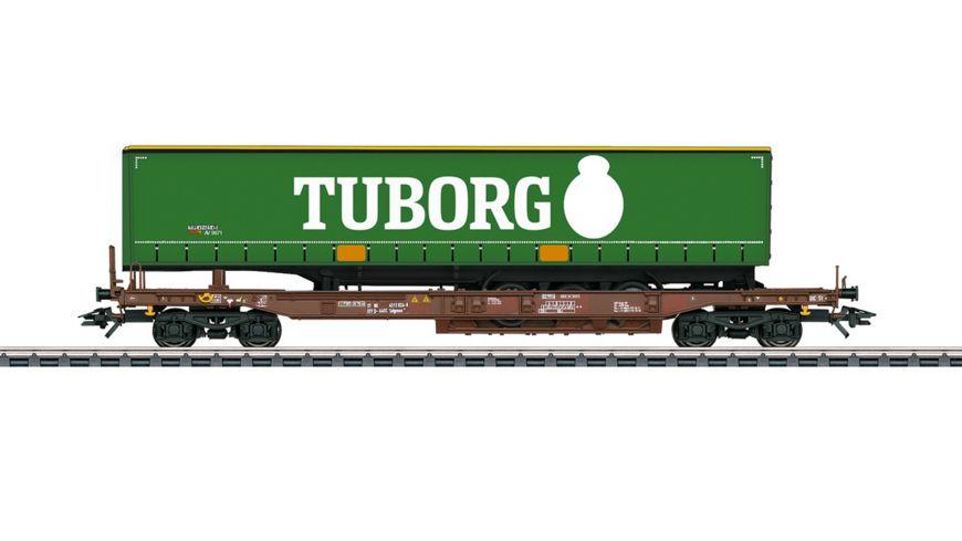 """Märklin 47113 - Taschenwagen """"Tuborg"""""""
