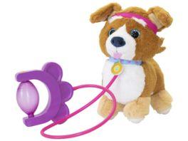 Eolo Sprint Puppy Plueschhund mit Funktion 20 cm