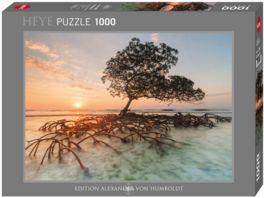 Heye Standardpuzzle 1000 Teile Edition Alexander von Humboldt Red Mangrove