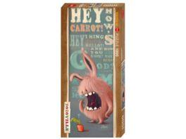 Heye Vertikalpuzzle 1000 Teile Zozoville Carrot