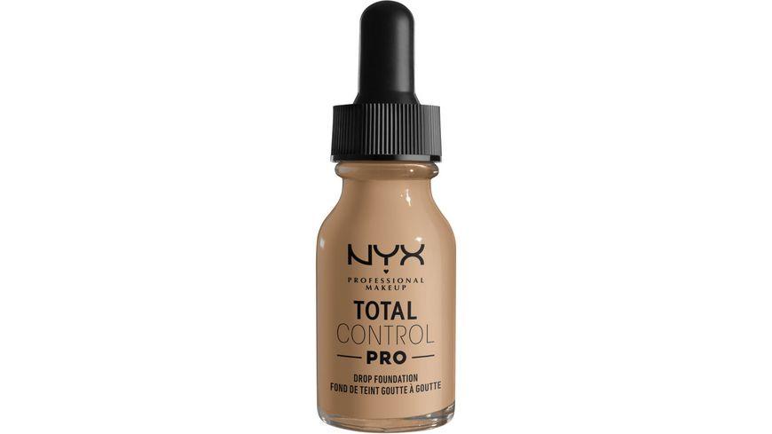 NYX PROFESSIONAL MAKEUP Total Control Pro Drop Foundation