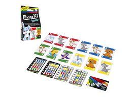 Mattel Games Phase 10 Junior Kartenspiel Kinderspiel Familienspiel