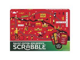 Mattel Games GPW45 Scrabble Dialekt Edition Berlin D