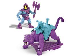 Mega Construx Probuilder Masters of the Universe Skeletor and Panthor Bauset