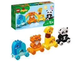 LEGO 10955 DUPLO Mein erster Tierzug Konstruktionsspielzeug