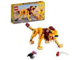 LEGO Creator 31112 Wilder Loewe