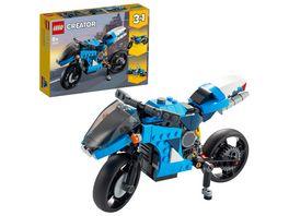 LEGO 31114 Creator Gelaendemotorrad Konstruktionsspielzeug