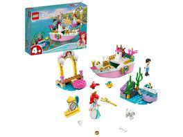 LEGO Disney Princess 43191 Arielles Festtagsboot