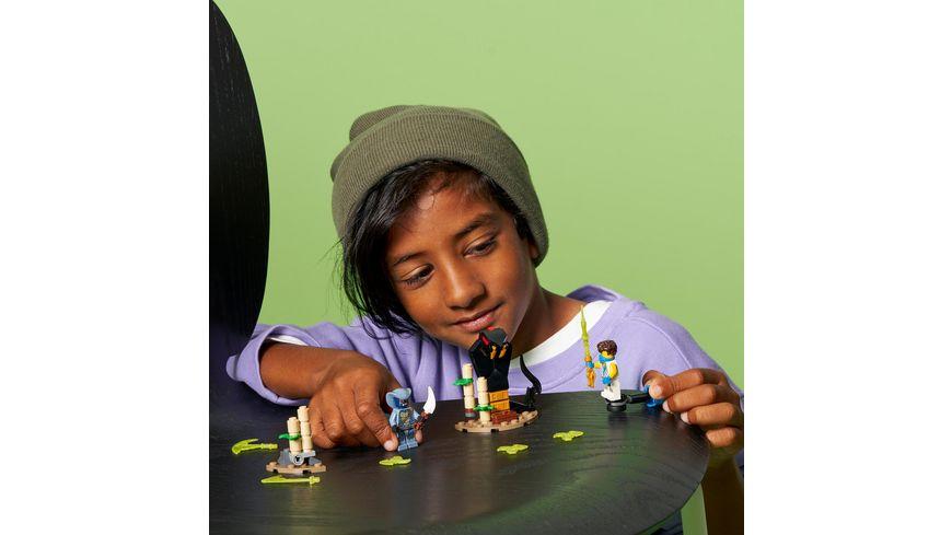 LEGO Ninjago 71732 Battle Set Jay vs Serpentine