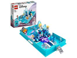 LEGO Disney Princess 43189 Elsas Maerchenbuch