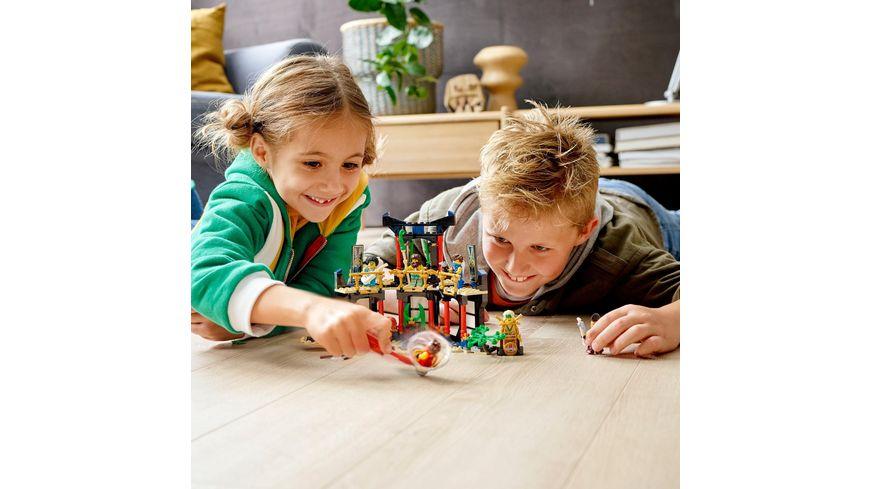LEGO Ninjago 71735 Turnier der Elemente