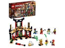 LEGO 71735 NINJAGO Turnier der Elemente Konstruktionsspielzeug