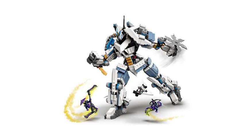 LEGO Ninjago 71738 Zanes Titan Mech