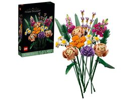 LEGO 10280 Creator Expert Blumenstrauss Konstruktionsspielzeug