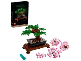 LEGO 10281 Creator Expert Bonsai Baum Konstruktionsspielzeug