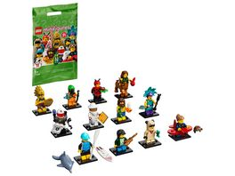 LEGO 71029 Minifiguren Serie 21 Konstruktionsspielzeug