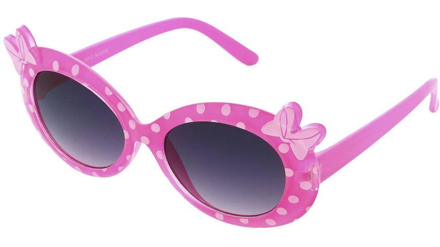 Basley Sun KIDS Sonnenbrille 8090-A-32 Kunststoff Pink/Weiss