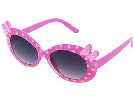 Basley Sun KIDS Sonnenbrille 8090 A 32 Kunststoff Pink Weiss