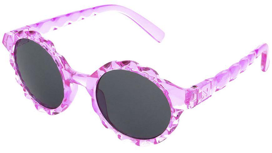 Basley Sun KIDS Sonnenbrille 8093-A-32 Kunststoff Transparent/Pink