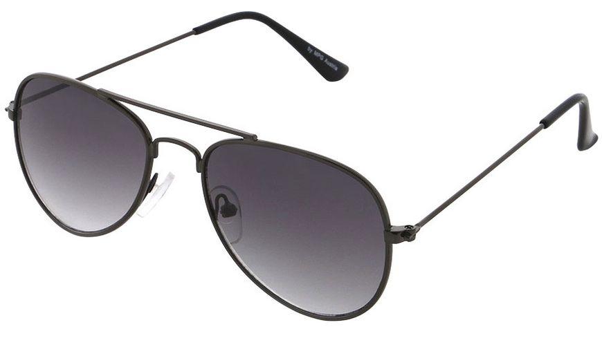 Basley Sun KIDS Sonnenbrille 8116-A-52 Metall Grau