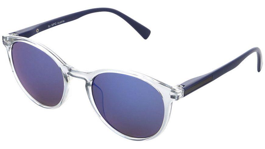 Basley Sun KIDS Sonnenbrille 8113-S-34 Kunststoff Transparent/Blau