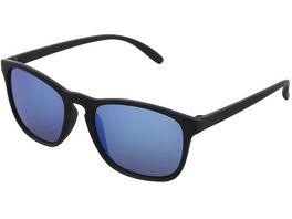 Basley Sun KIDS Sonnenbrille 8106 S 31 Kunststoff Schwarz Blau