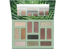 essence OUT IN THE WILD eyeshadow palette 02 Don t stop beleafing