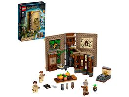 LEGO 76384 Harry Potter Hogwarts Moment Kraeuterkundeunterricht