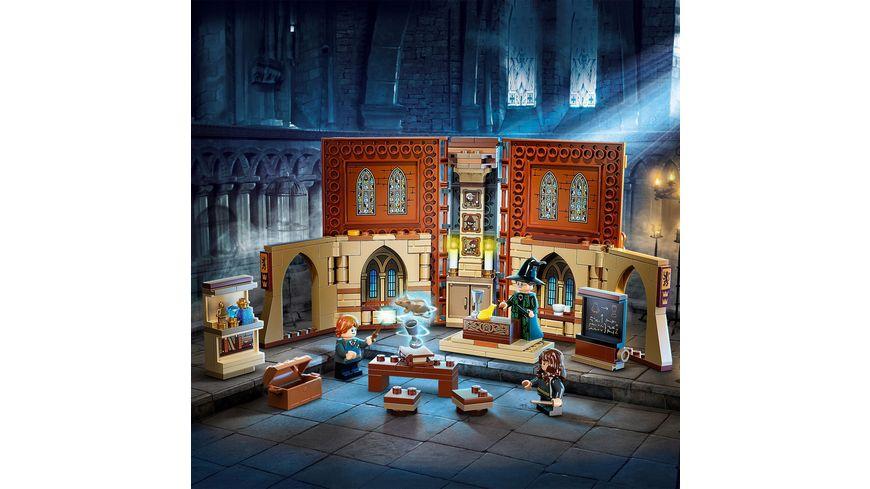 LEGO Harry Potter 76382 Hogwarts Moment Verwandlungsunterricht