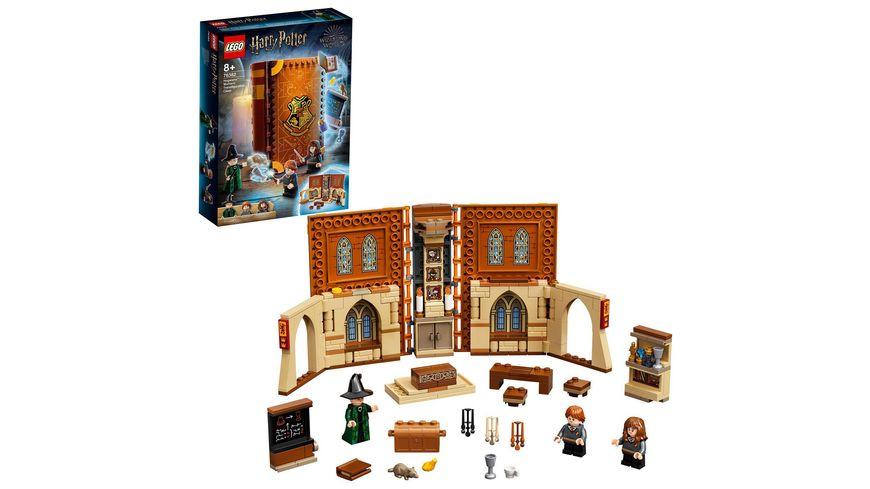 LEGO 76382 Harry Potter Hogwarts Moment: Verwandlungsunterricht