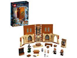 LEGO 76382 Harry Potter Hogwarts Moment Verwandlungsunterricht