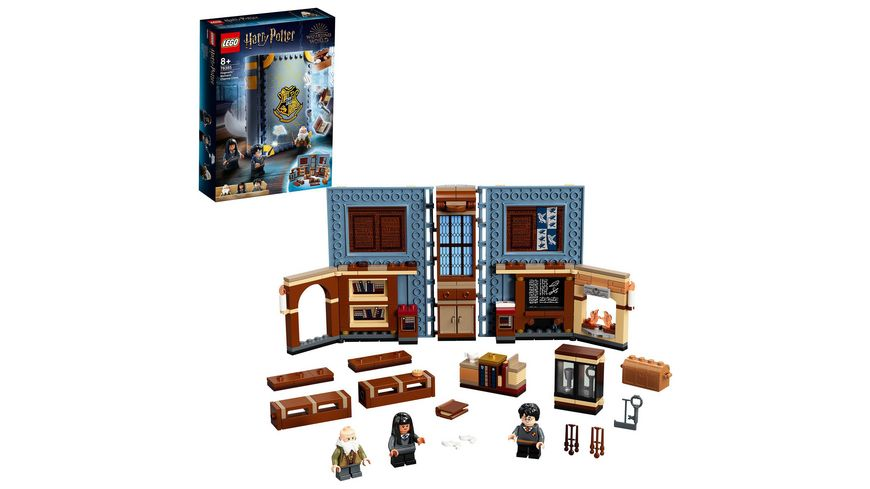 LEGO Harry Potter - 76385 Hogwarts™ Moment: Zauberkunstunterricht