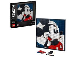LEGO 31202 Art Disney s Mickey Mouse Konstruktionsspielzeug